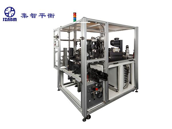 五工位全自动转子平衡机