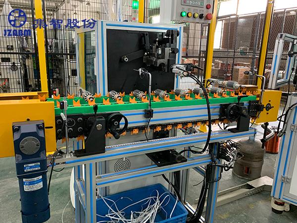 电机转子自动线
