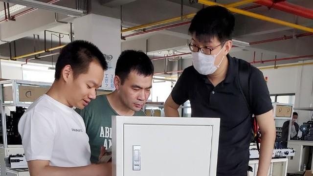 上海微创医疗器械:动平衡测试机定制案例!