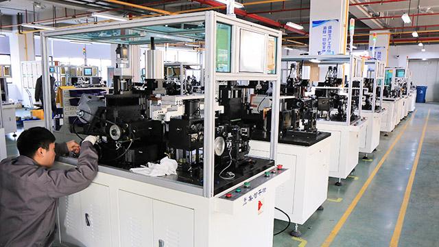 如何判断微型电机平衡机是否正常工作?