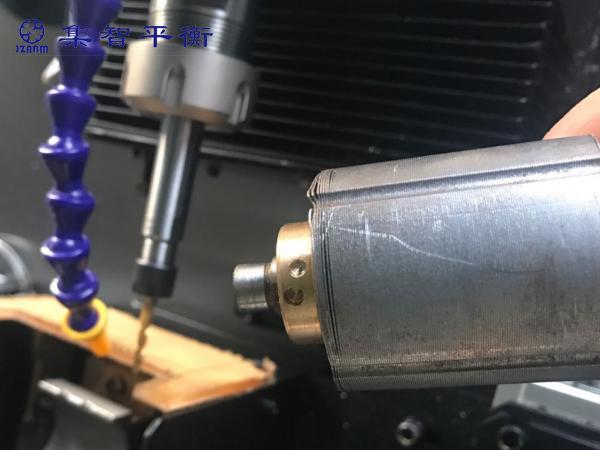 钻铣全自动平衡机