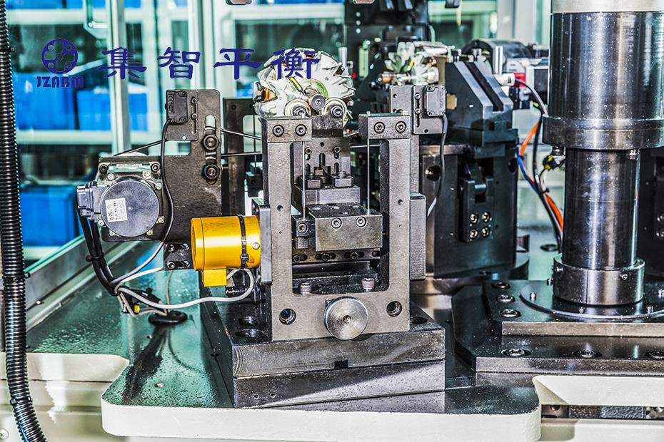 发电机全自动转子平衡机